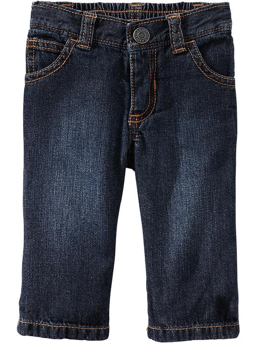 Old Navy Loose-Fit Jeans For Baby - Denim - Old Navy Canada
