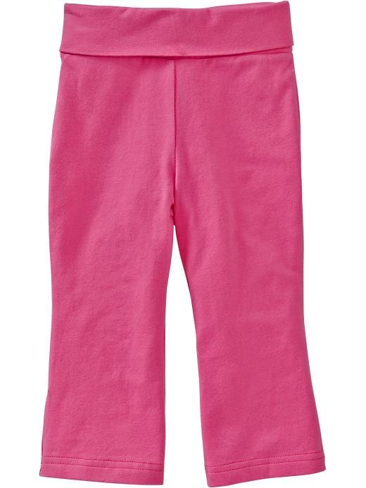 Old Navy Fold Over Jersey Pants For Baby - Pink dynamite - Old Navy Canada