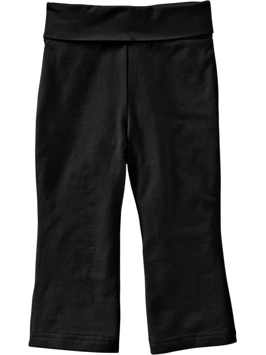 Old Navy Fold Over Jersey Pants For Baby - Black jack - Old Navy Canada