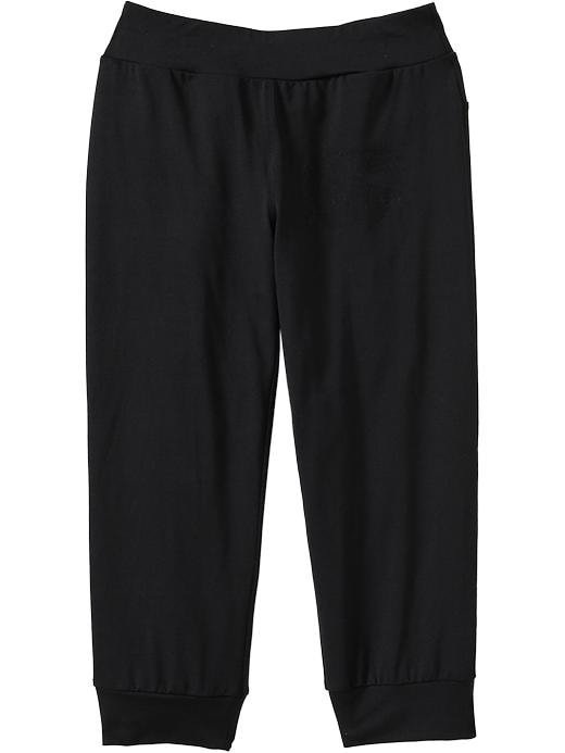 Girls Active By Old Navy Dance Capris - Black jack - Old Navy Canada