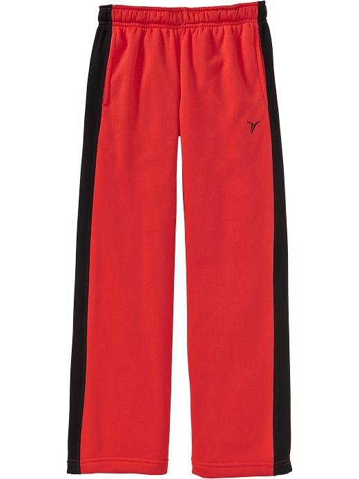 Boys Active By Old Navy Performance Fleece Track Pants - Crimson and clover - Old Navy Canada