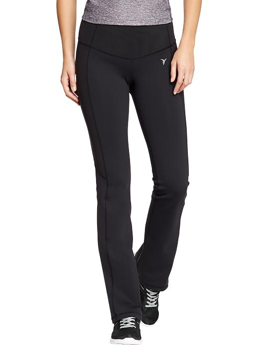 Women's Active By Old Navy Control Max Pants - Black jack - Old Navy Canada