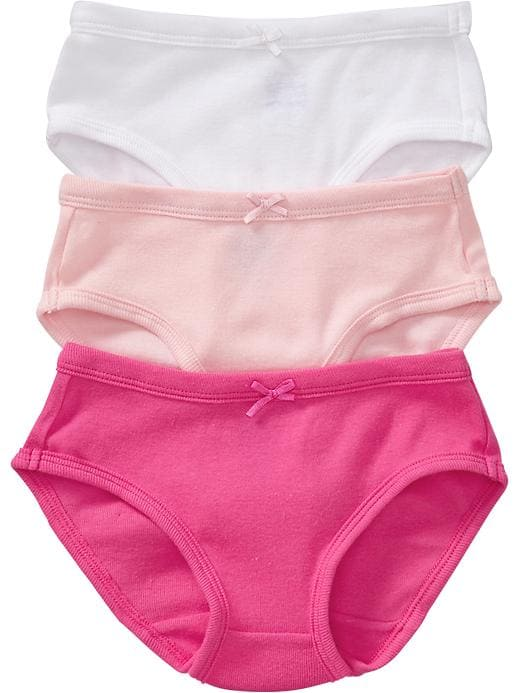 Old Navy Bikini Underwear 3 Packs For Baby - Basic multi pack - Old Navy Canada