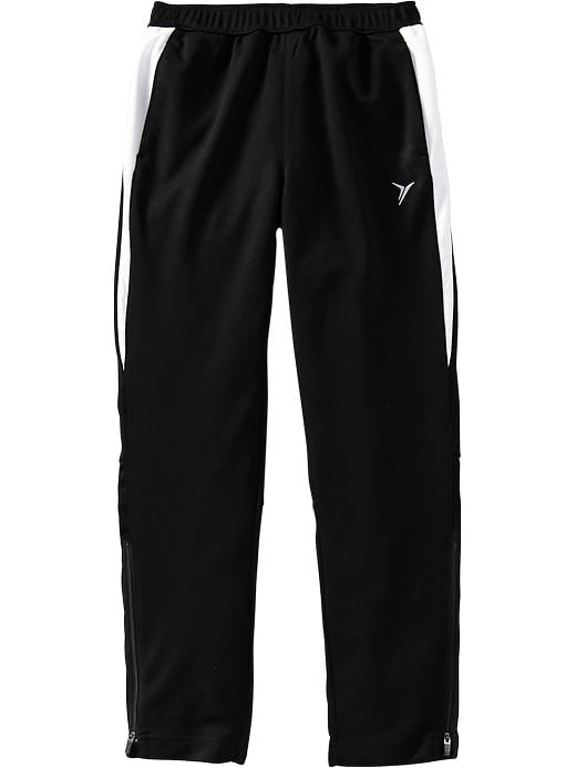 Boys Active By Old Navy Side Zip Pants - Black jack - Old Navy Canada