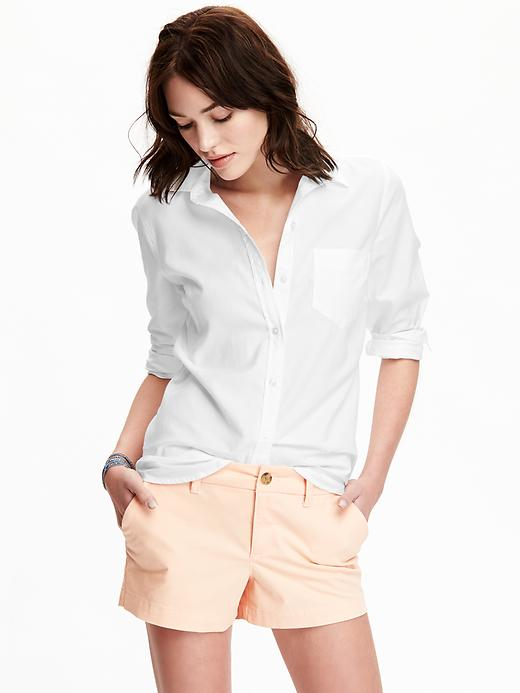 Women's Oxford Shirt