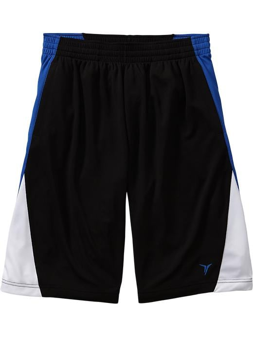 "Men's Active By Old Navy Basketball Shorts (11"") - Black jack - Old Navy Canada"
