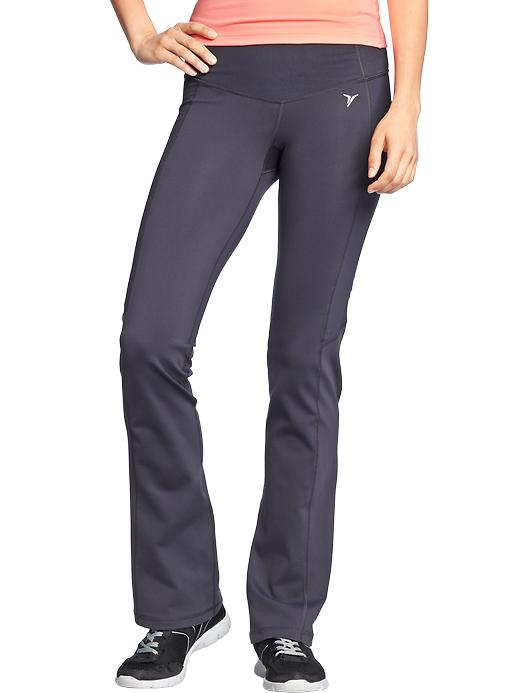 Women's Active By Old Navy Control Max Pants - Carbon - Old Navy Canada
