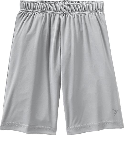 Boys Active By Old Navy Solid Shorts - Grayscale - Old Navy Canada
