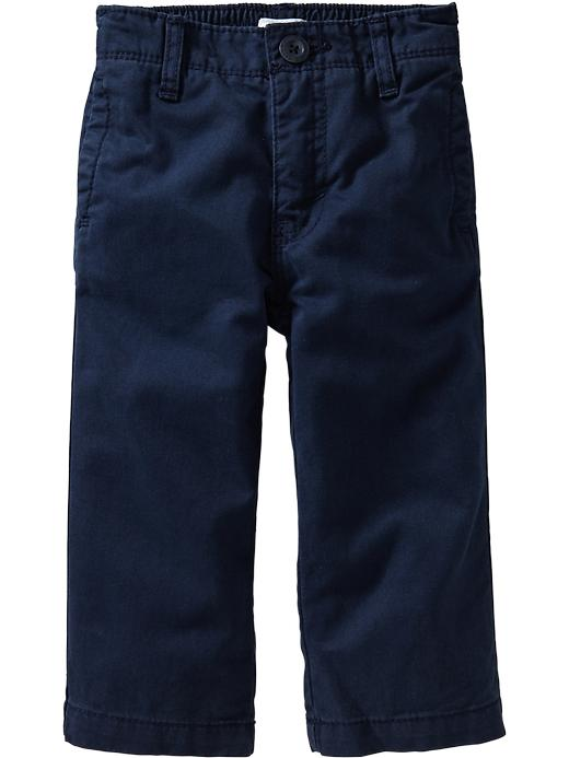 Old Navy Twill Chinos For Baby - Ink blue