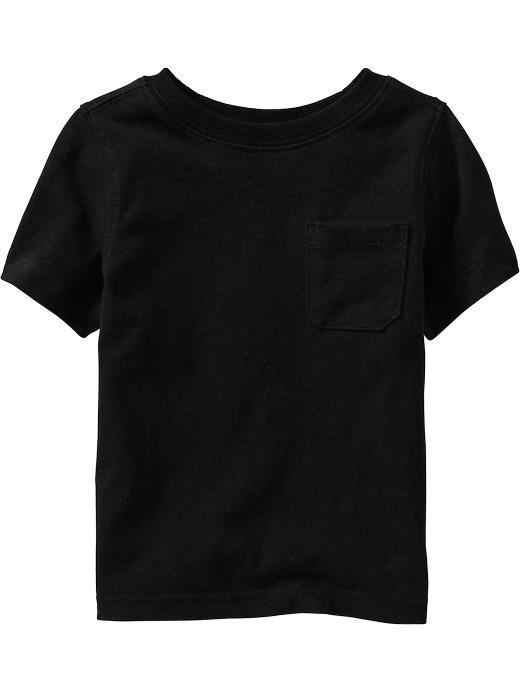Old Navy Chest Pocket Tees For Baby - Black jack - Old Navy Canada