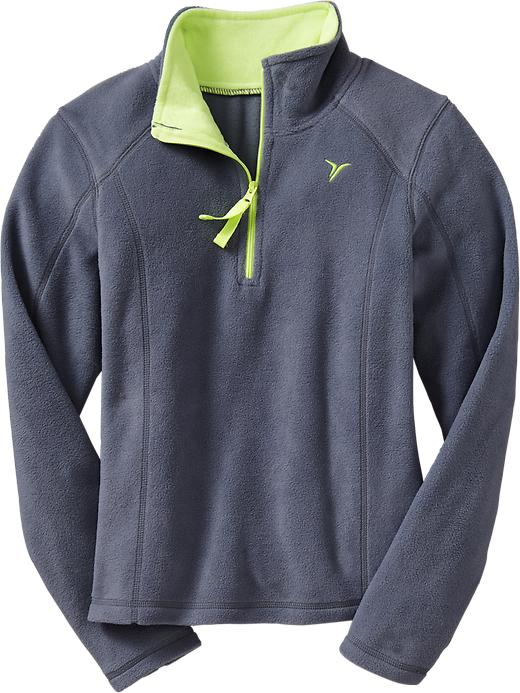 Girls Active By Old Navy Performance Fleece Pullovers - Storm front - Old Navy Canada