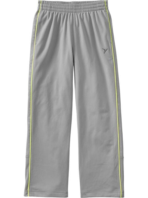 Boys Active By Old Navy Track Pants - Grayscale - Old Navy Canada