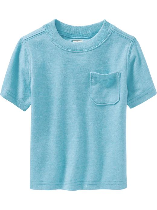 Old Navy Chest Pocket Tees For Baby - Blue bandana - Old Navy Canada
