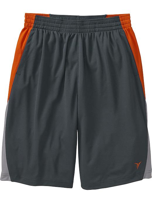 "Men's Active By Old Navy Basketball Shorts (11"") - Volcanic ash - Old Navy Canada"