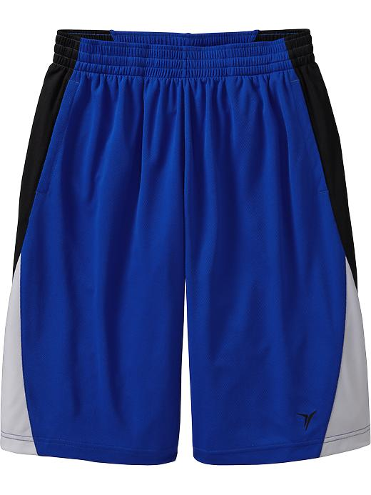 "Men's Active By Old Navy Basketball Shorts (11"") - Blue bloods polyester - Old Navy Canada"