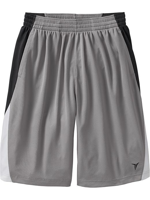 "Men's Active By Old Navy Basketball Shorts (11"") - Grayscale - Old Navy Canada"