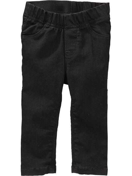 Old Navy Black Pull On Jeggings For Baby - Black jack - Old Navy Canada
