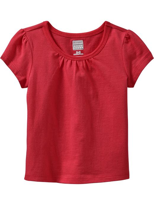 Old Navy Crew Neck Tees For Baby - Apple of my eye - Old Navy Canada