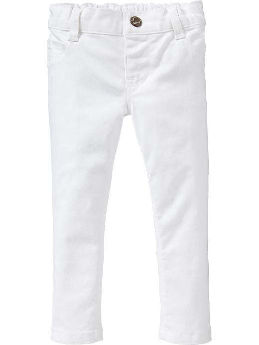 Old Navy Skinny Pop Color Jeans For Baby - Calla lilly