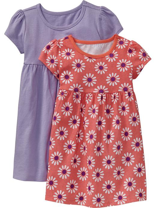 Old Navy Tee Dress 2 Packs For Baby - Tiny tiara - Old Navy Canada