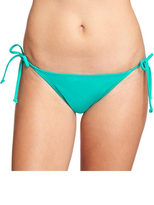 Old Navy Women's Mix & Match String Bikini Bottoms - Barrier reef nylon - Old Navy Canada