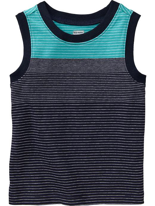 Old Navy Striped Muscle Tees For Baby - Endless summer - Old Navy Canada