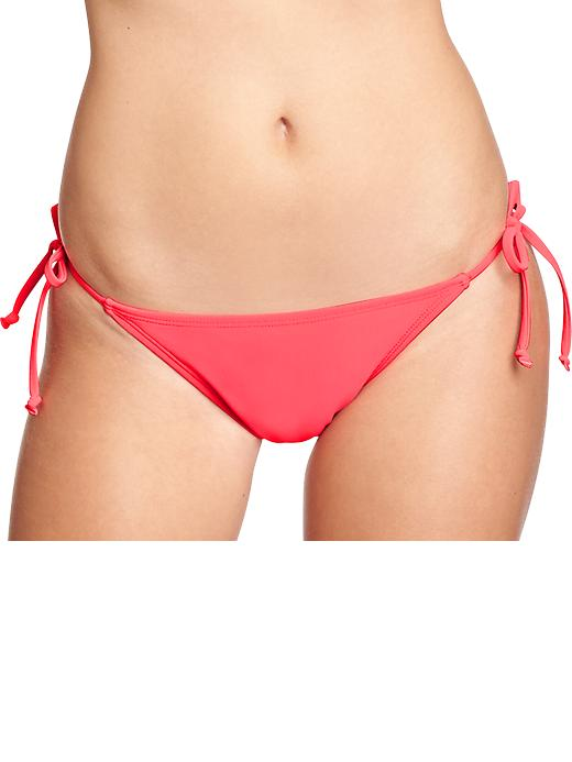 Old Navy Women's Mix & Match String Bikini Bottoms - Neon - Old Navy Canada