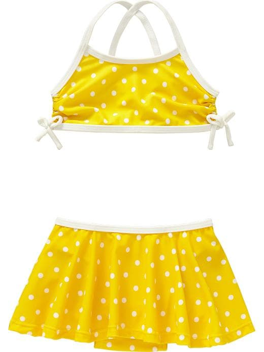 Old Navy Skirted Polka Dot Bikinis For Baby - Downtown cabbie - Old Navy Canada
