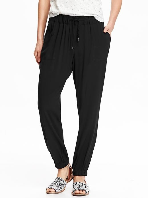 Women's Drapey cinched Pants