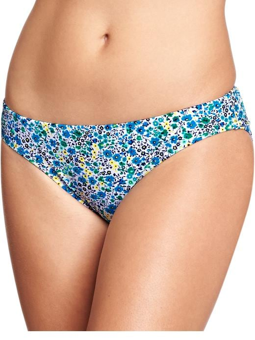 Old Navy Women's Mix & Match Bikini Bottoms - Cool floral - Old Navy Canada