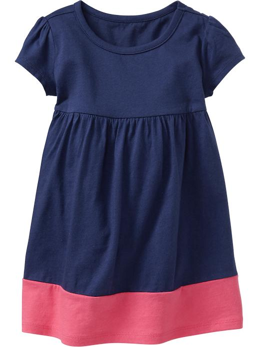 Old Navy Color Block Jersey Dresses For Baby - Goodnight nora - Old Navy Canada