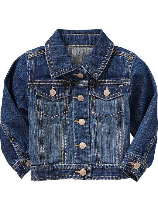 Old Navy Denim Jackets For Baby - Medium wash