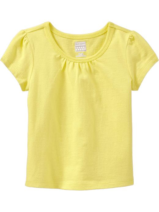 Old Navy Crew Neck Tees For Baby - Surfboard yellow - Old Navy Canada