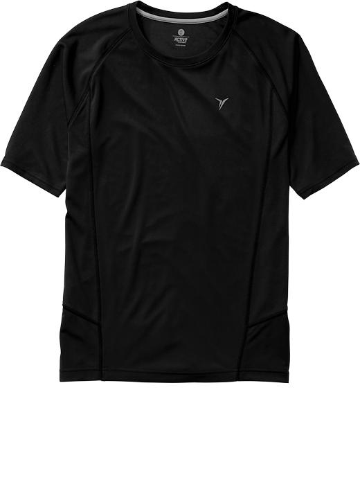 Men's Active By Old Navy Performancetees - Black jack - Old Navy Canada