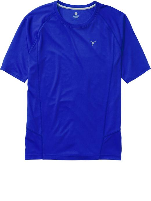 Men's Active By Old Navy Performancetees - Blue bloods polyester - Old Navy Canada