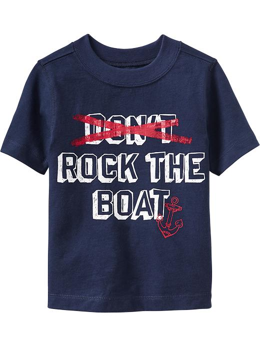 "Old Navy ""rock The Boat"" Tees For Baby - Goodnight nora - Old Navy Canada"