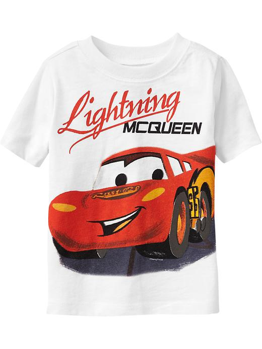Old Navy Disney/Pixar Cars Tees For Baby - Calla lilly