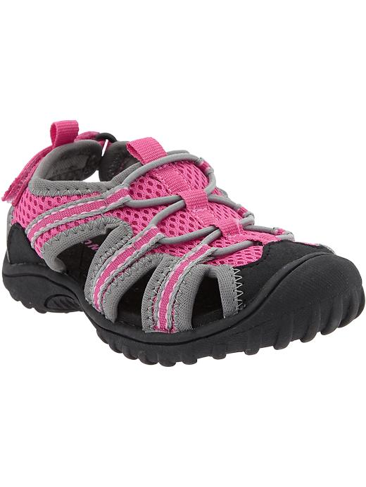 Old Navy Hybrid Hiking Water Shoes For Baby - In the pink