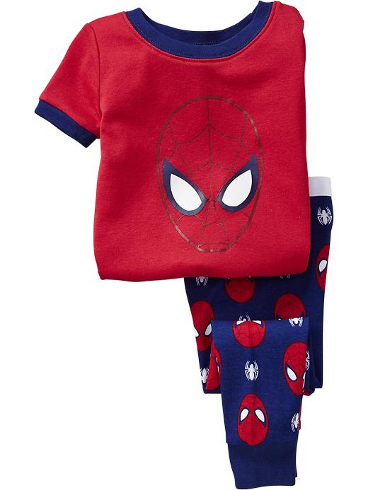 Old Navy Superhero Pj Sets For Baby - Spiderman - Old Navy Canada
