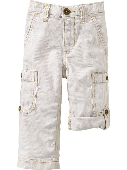 Old Navy Dressy Oxford Cargos For Baby - Basswood brown