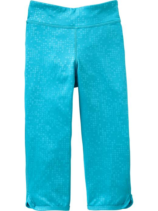 Girls Old Navy Active Capri Leggings - Greek isle - Old Navy Canada