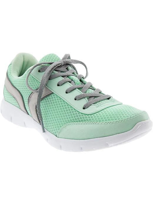 Women's Active By Old Navy Sneakers - Mini mint - Old Navy Canada