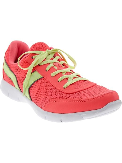 Women's Active By Old Navy Sneakers - Bright stuff neon poly - Old Navy Canada