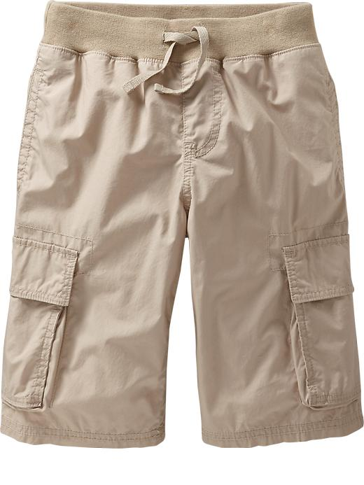 Old Navy Boys Pull On Cargo Shorts - A stone's throw