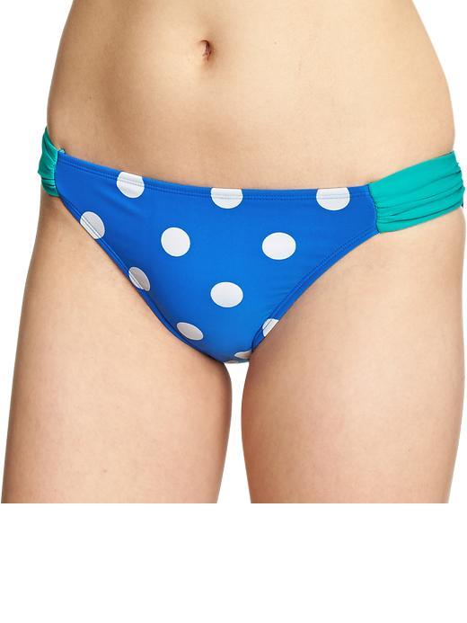 Old Navy Women's Polka Dot Underwire Bikinis - Polka dot bottom - Old Navy Canada