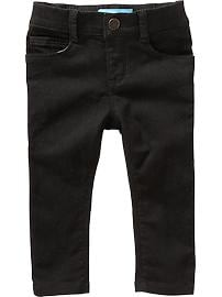 Black Skinny Jeans for Toddler Girls