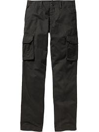 Broken-In Cargos for Men