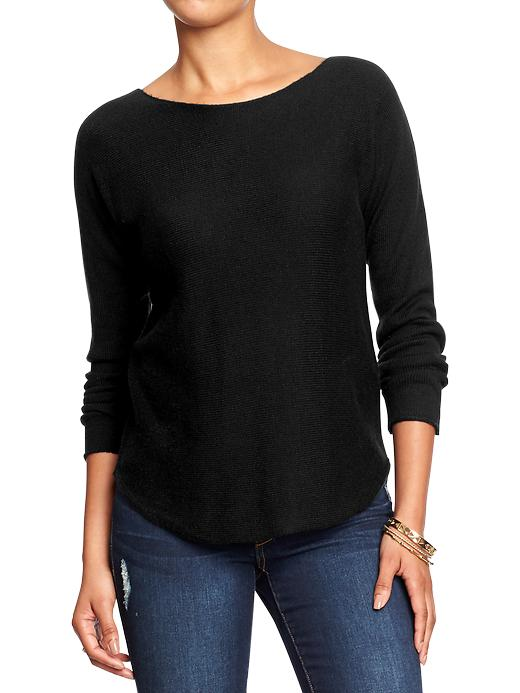 Women's Dolman-Sleeve Sweaters