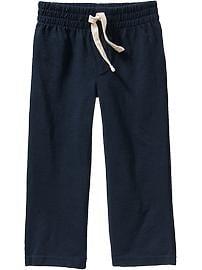 Pantalon à enfiler en jersey pour tout-petit garçon