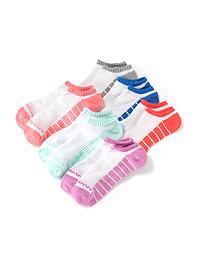 Paquet de6 paires de chaussettes de sport pour fille